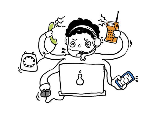 喝着咖啡聊着天还SOHO,客服还能这么滋润-大数网